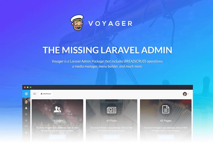 Voyager Laravel