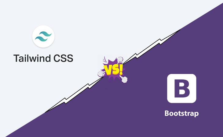 Tailwind CSS vs Bootstrap: Learn about the differences Preview