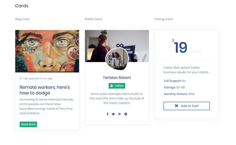 Top 10 Free Bootstrap UI Kits for 2020 Preview