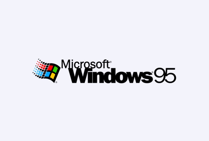 Windows 95 UI Kit Preview